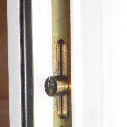 Turbo Fenstersicherung - mechanischer Einbruchschutz für Fenster+ LA78